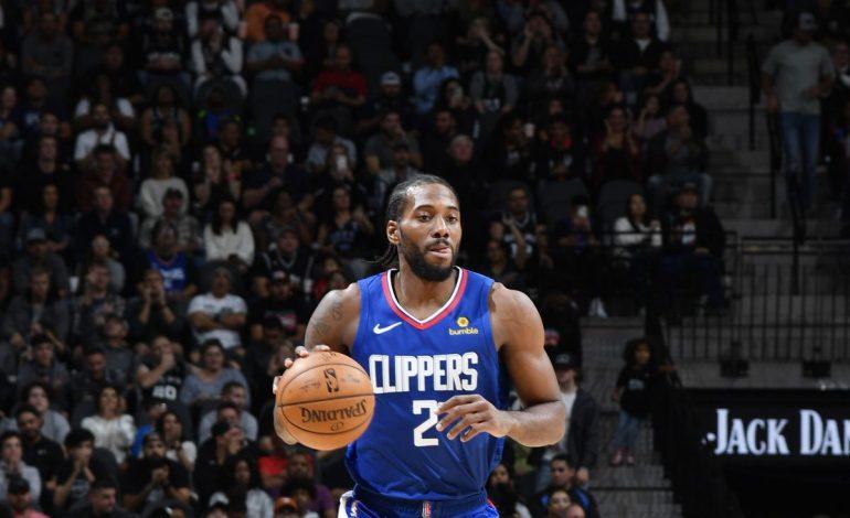Jadwal Lengkap Pertandingan NBA, Senin (2/11/2019)
