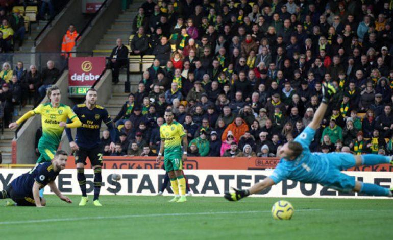 Hasil Pertandingan Norwich City vs Arsenal: Skor 2-2