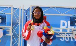 SEA Games 2019: Frada/Dea Sumbang Emas Ke-41 buat Kontingen Indonesia
