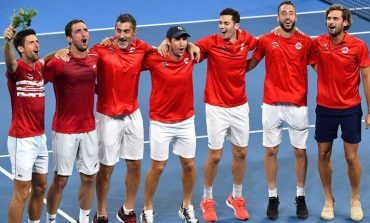 Djokovic Jadi Hero Penentu Lolosnya Serbia ke Perempat Final