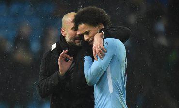 Pep Guardiola Ikhlas Leroy Sane Pergi dari Manchester City