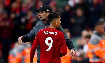 Klopp Jelaskan Alasan Firmino Minta Maaf Setelah Menangkan Liverpool