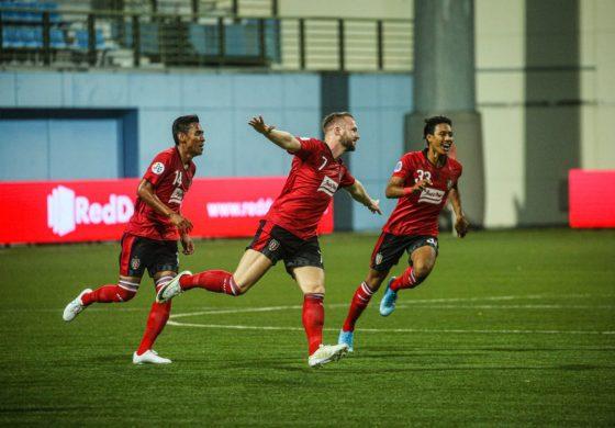 Drama Delapan Gol, Bali United Permalukan Tampines Rovers