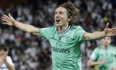 Selamat! Luka Modric Tembus 100 Gol dalam Karirnya