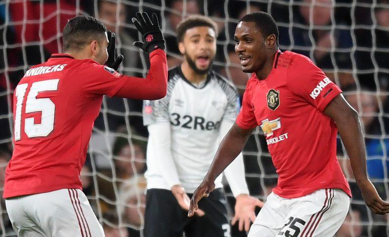 Odion Ighalo Makin Berjaya di Manchester United