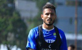 Pemain Persib Bandung yang Positif Terinfeksi Virus Corona Ternyata Wander Luiz