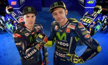 Maverick Vinales Sedih Akan Ditinggal Valentino Rossi