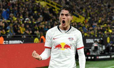 Krisis Keuangan, RB Leipzig Tak Mampu Permanenkan Patrik Schick