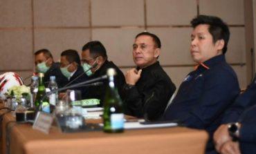 Usai Rapat Exco, PSSI Pastikan Liga 1 dan 2 Dilanjutkan