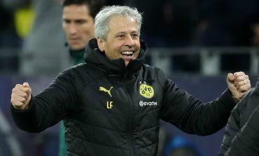 Borussia Dortmund Pastikan Tetap Dilatih Lucien Favre Musim Depan