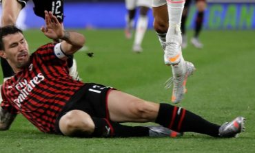 Man of the Match Juventus vs AC Milan: Alessio Romagnoli