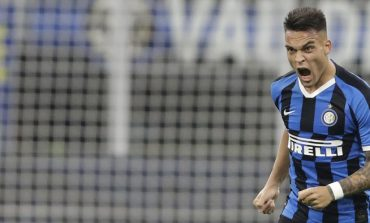 Luis Suarez Sarankan Lautaro Martinez Bertahan Setahun Lagi Sebelum ke Barcelona