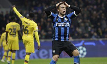 Lautaro Martinez: Tubuhnya di Inter, Pikirannya Sudah di Barcelona?