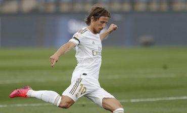 Luka Modric Ingin Pensiun di Real Madrid