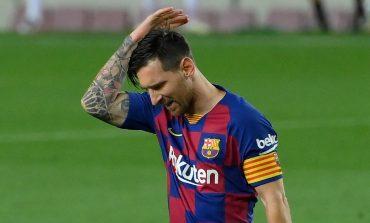 Rekor El Pichichi yang Mengecewakan Buat Lionel Messi