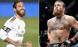 Sergio Ramos Ajak Conor McGregor Latihan di Real Madrid