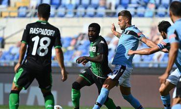 Dikalahkan Sassuolo, Lazio Makin Sulit Kejar Juventus