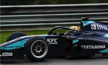 Sean Gelael Tambah Pundi-Pundi Poin dari Race Kedua GP Styria