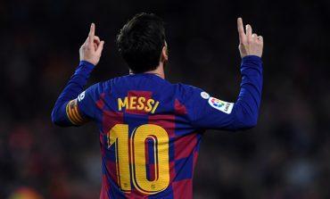 Presiden Barcelona Yakin Messi Akan Perpanjang Kontrak
