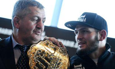 Ayah Khabib Nurmagomedov Meninggal, Atlet UFC Kirim Ucapan Duka