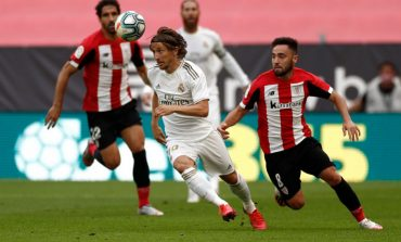 Hasil Pertandingan Athletic Bilbao vs Real Madrid: Skor 0-1