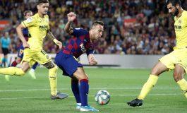 Ngambek, Arthur Ogah Main untuk Barcelona Lagi
