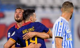 Hasil Pertandingan SPAL vs AS Roma: Skor 1-6