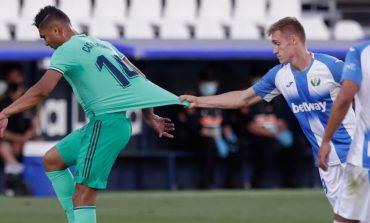 Hasil Pertandingan Leganes vs Real Madrid: Skor 2-2