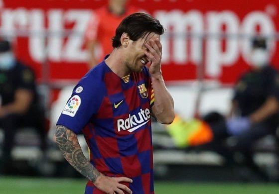 Menurunnya Jumlah Gol Lionel Messi tak Membuat Setien Galau