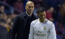 Eden Hazard Ingin Tiru Gol Zinedine Zidane di Liga Champions