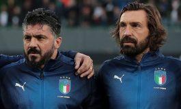 Ditunjuk Latih Juventus, Pirlo Dapat Nasihat dari Gattuso