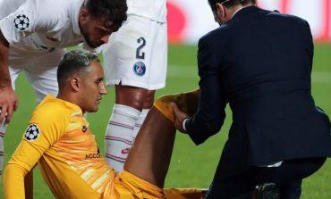 PSG Terancam Tak Diperkuat Keylor Navas pada Semifinal Liga Champions
