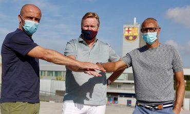 Mantan Striker Barcelona Resmi Ditunjuk sebagai Asisten Ronald Koeman