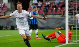 Man of the Match Sevilla vs Inter Milan: Luuk de Jong
