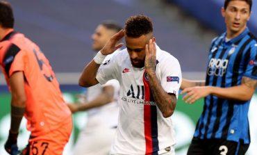 Man of the Match Atalanta vs PSG: Neymar