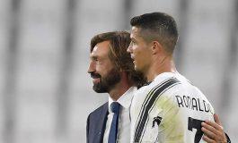 Andrea Pirlo Pikirkan Rencana Istirahatkan Cristiano Ronaldo