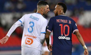 Buntut Ribut PSG vs Marseille, Neymar Jr Diskorsing 2 Pertandingan