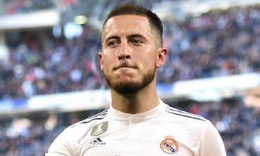 Cedera Lagi, Eden Hazard Terpaksa Absen di Laga Perdana Real Madrid