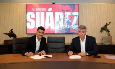 Sah! Luis Suarez Resmi Hijrah dari Barcelona ke Atletico Madrid