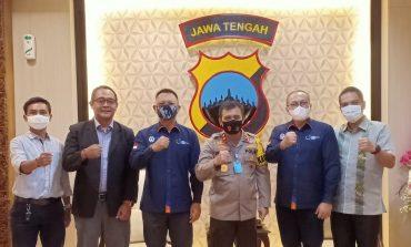 Jelang Kick Off Liga 1, PT LIB Minta Dukungan ke Polda Jateng