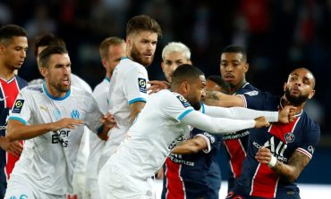 Neymar Diusir dari Lapangan, 5 Kartu Merah Warnai Duel PSG vs Marseille