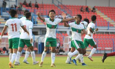 Sempat Tertinggal, Timnas Indonesia U-19 Permalukan Qatar U-19