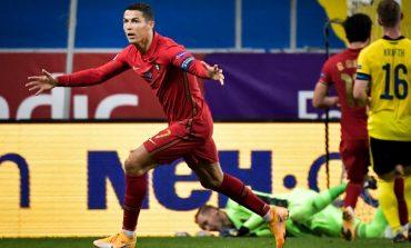 Swedia vs Portugal, Santos Akui Kartu Merah Pengaruhi Kemenangan Timnya