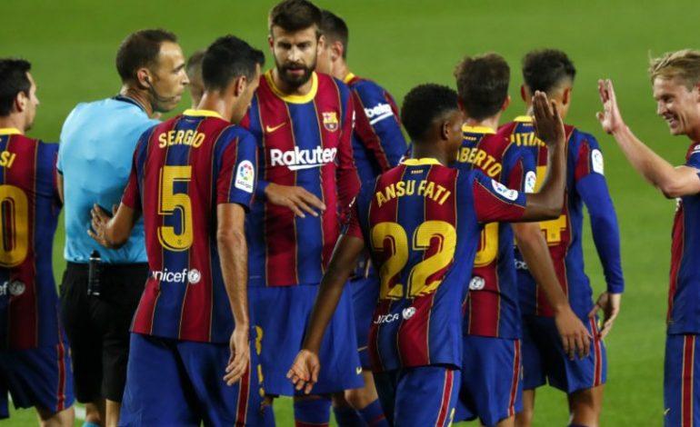 Hasil Pertandingan Barcelona vs Villarreal: Skor 4-0
