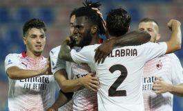 Hasil Pertandingan Crotone vs AC Milan: Skor 0-2