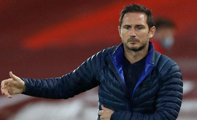 Frank Lampard: Saya Tidak Ingin Chelsea Menjadi Tim Akademi