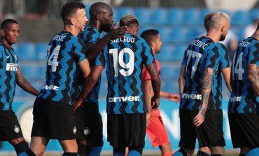 Hasil Pertandingan Inter Milan vs Lugano: Skor 5-0