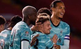Hasil Pertandingan Lincoln City vs Liverpool: Skor 2-7