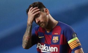 Bertahan di Barcelona, Bartomeu Ingin Sunat Gaji Lionel Messi