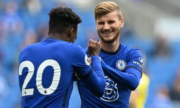 Werner dan Havertz Menjanjikan Banyak Gol Bagi Chelsea
